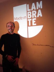 Made in Lambrate - Lambrate365: Federico Bazzi