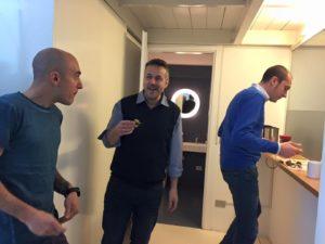 Intervista a Massimo Carraro fondatore di Rete Cowo a Lambrate
